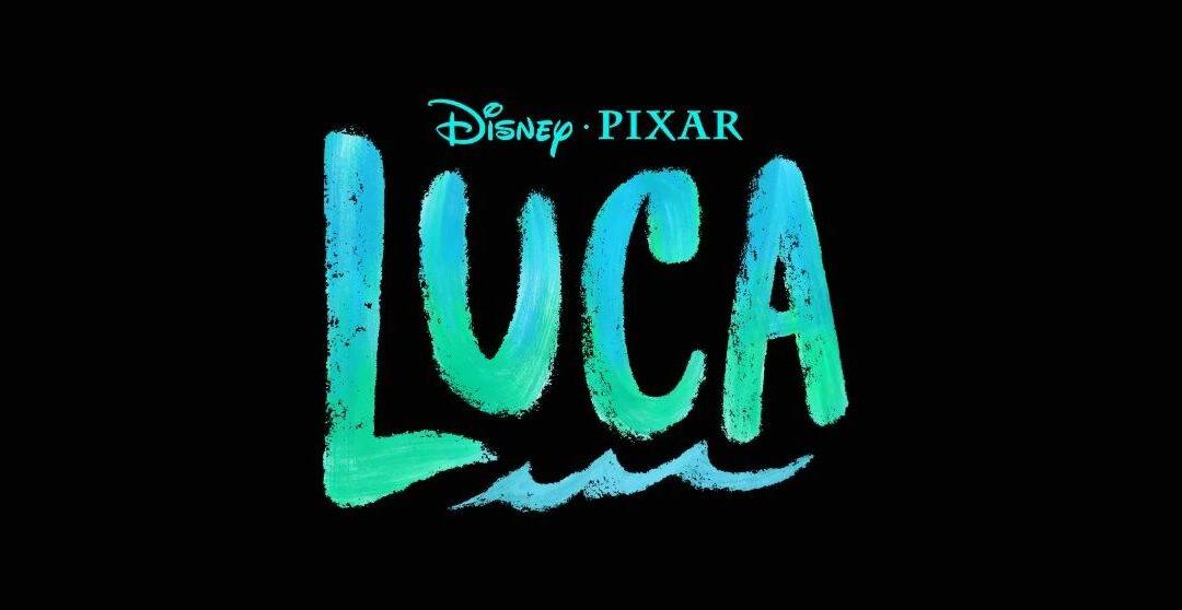 LUCA é a nova animação da Pixar Animation Studios