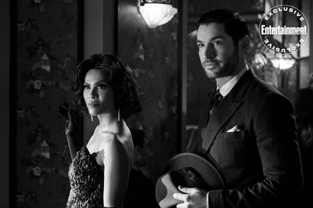 LUCIFER   Episódio retrô da quinta temporada tem fotos divulgadas pela EW