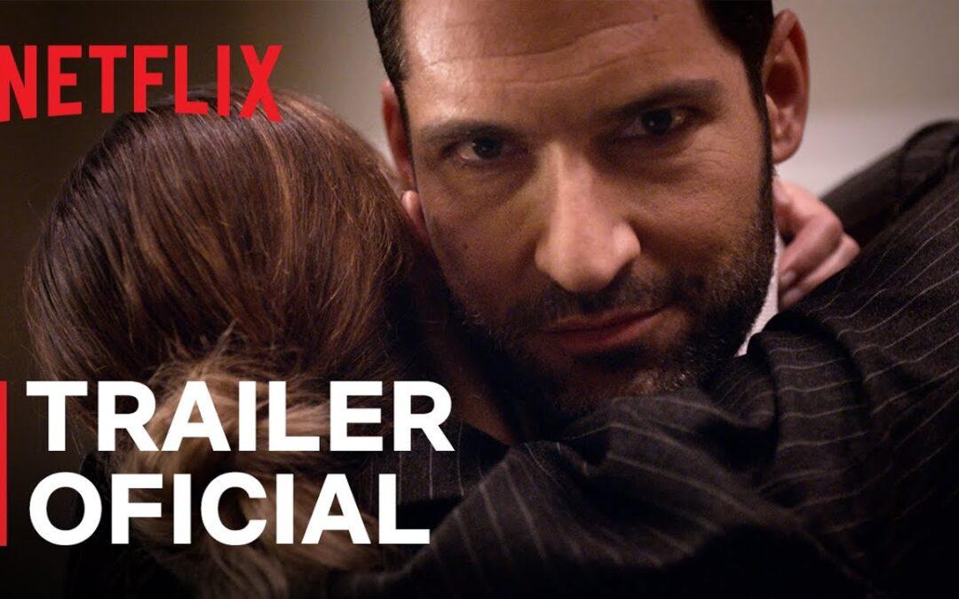 LUCIFER   Trailer da quinta temporada divulgado pela Netflix