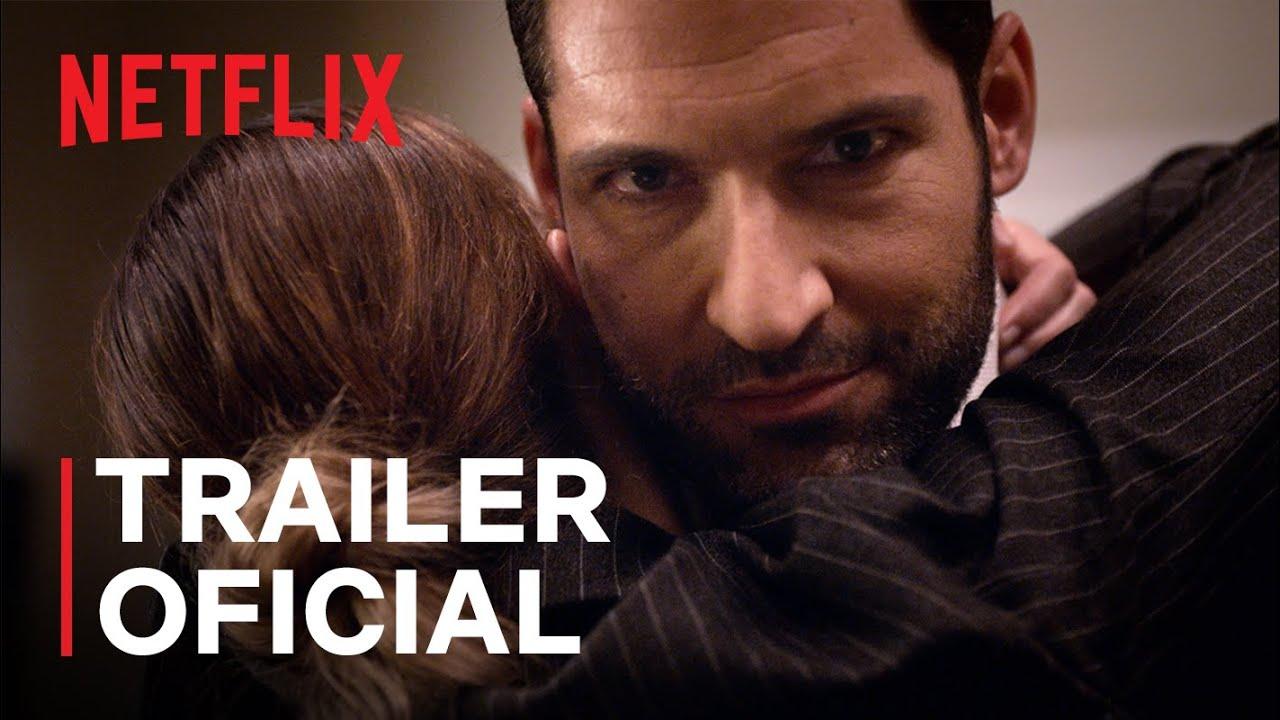 LUCIFER | Trailer da quinta temporada divulgado pela Netflix
