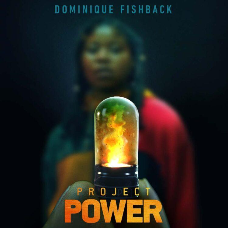 power filme netflix com dominique fishback 750x750 - POWER | Novo filme da Netflix com Jamie Foxx e Joseph Gordon-Levitt