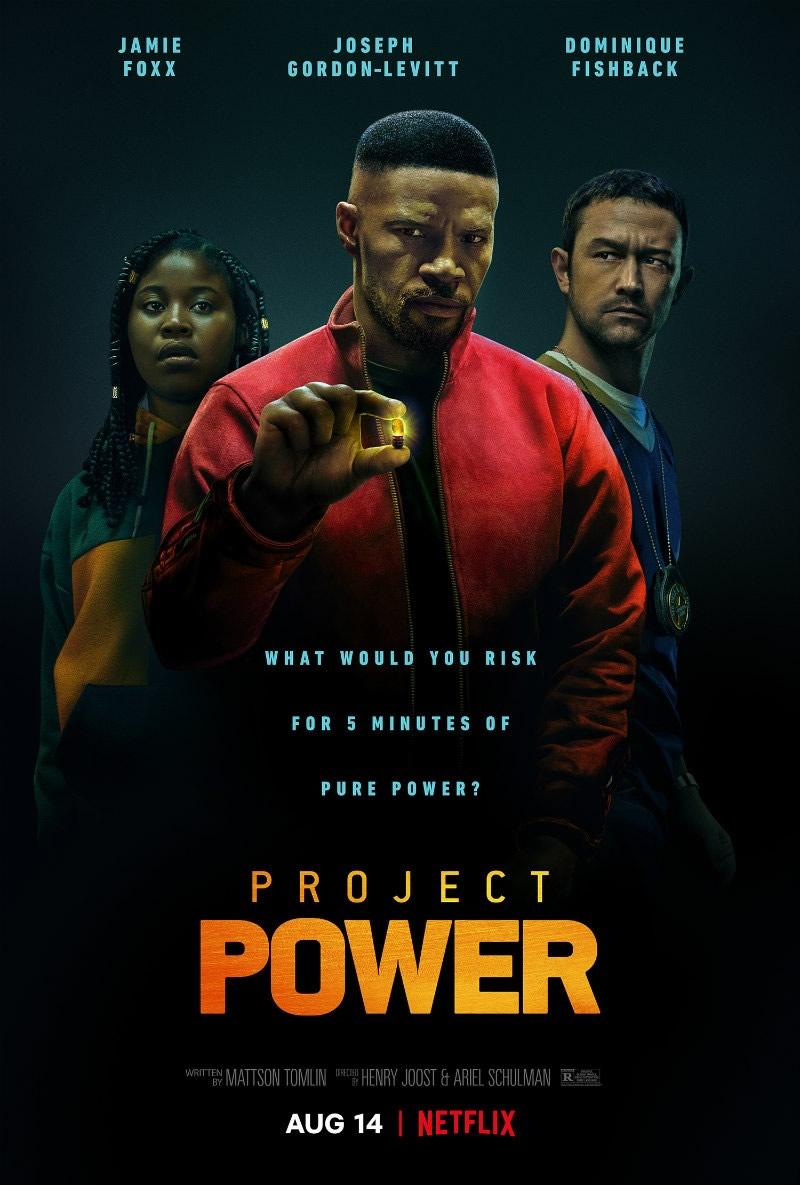 PROJECT POWER | Novo filme da Netflix com Jamie Foxx e Joseph Gordon-Levitt