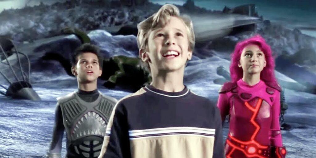 sharkboy e lavagirl 2 na netflix  1024x512 - Sharkboy e Lavagirl | Robert Rodriguez confirma continuação na Netflix