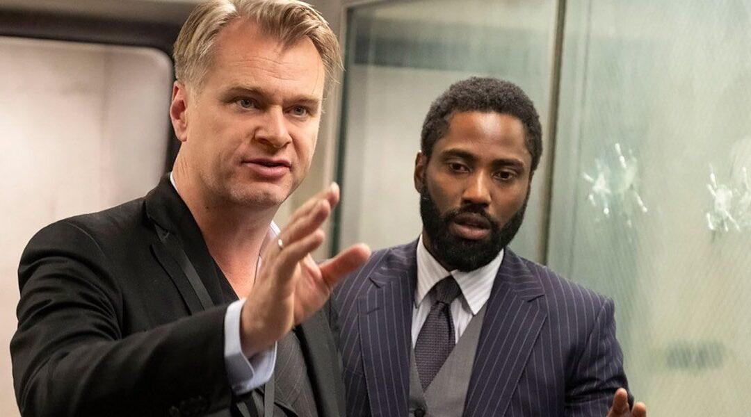 TENET | Filme de Christopher Nolan com lançamento adiado por tempo indeterminado