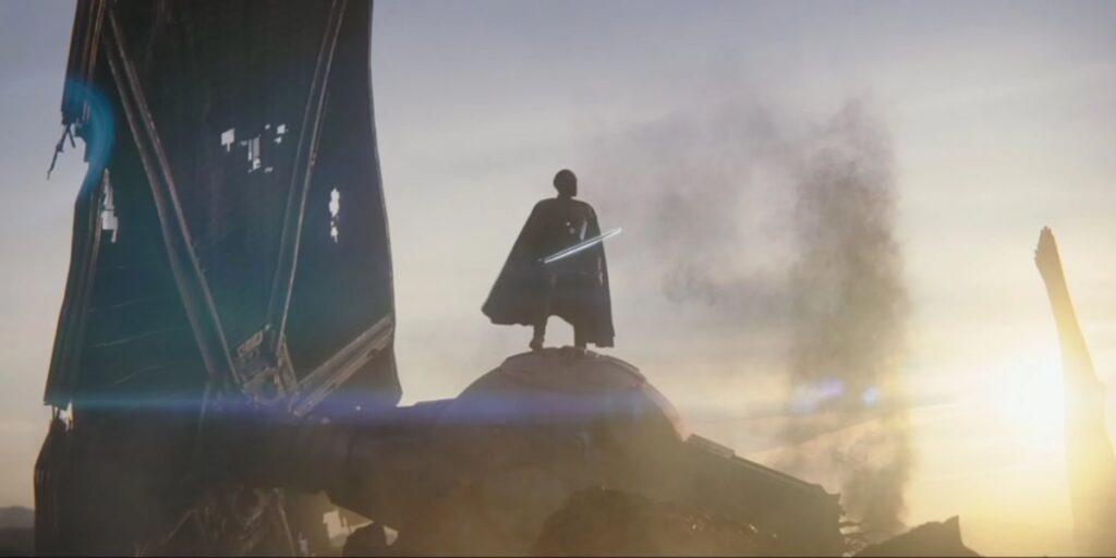The Mandalorian - Final de temporada apresenta Darksaber