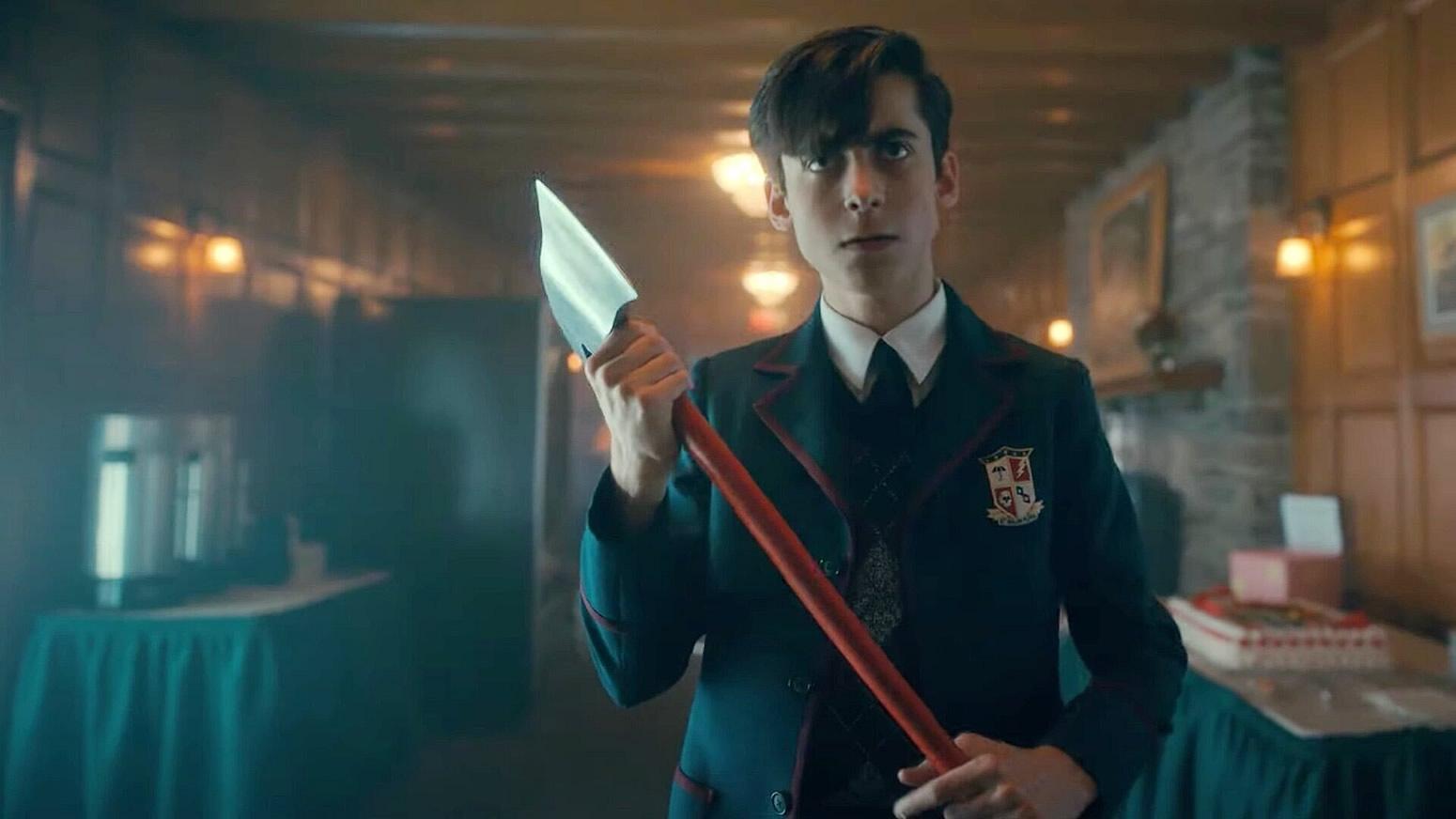 THE UMBRELLA ACADEMY | Netflix divulga trailer do fim do mundo