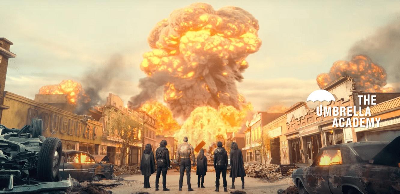 The Umbrella Academy segunda temporada tem cena de abertura divulgada pela Netflix