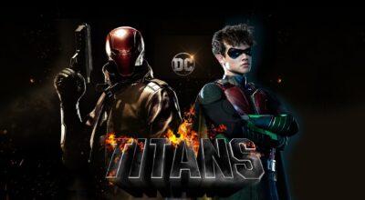 Titans Terceira temporada poderá ter a volta de Jason Todd como Capuz Vermelho
