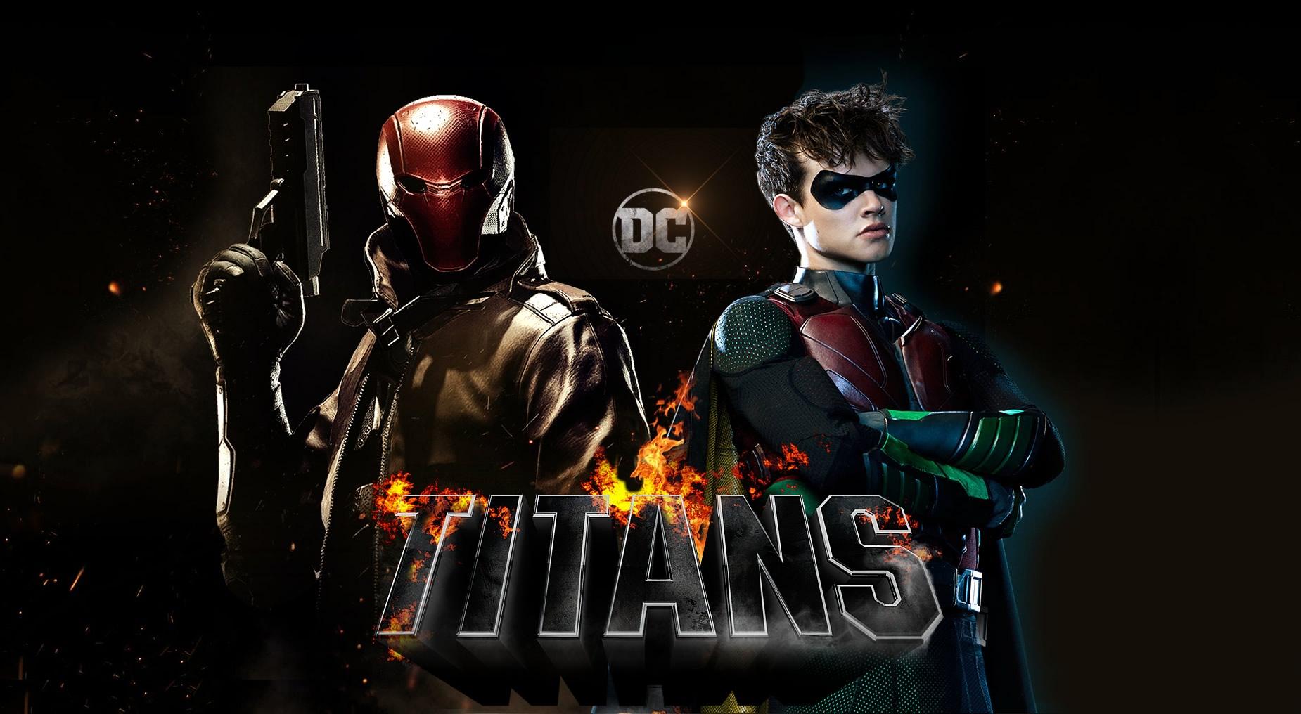 Titans Terceira temporada terá a volta de Jason Todd como Capuz Vermelho