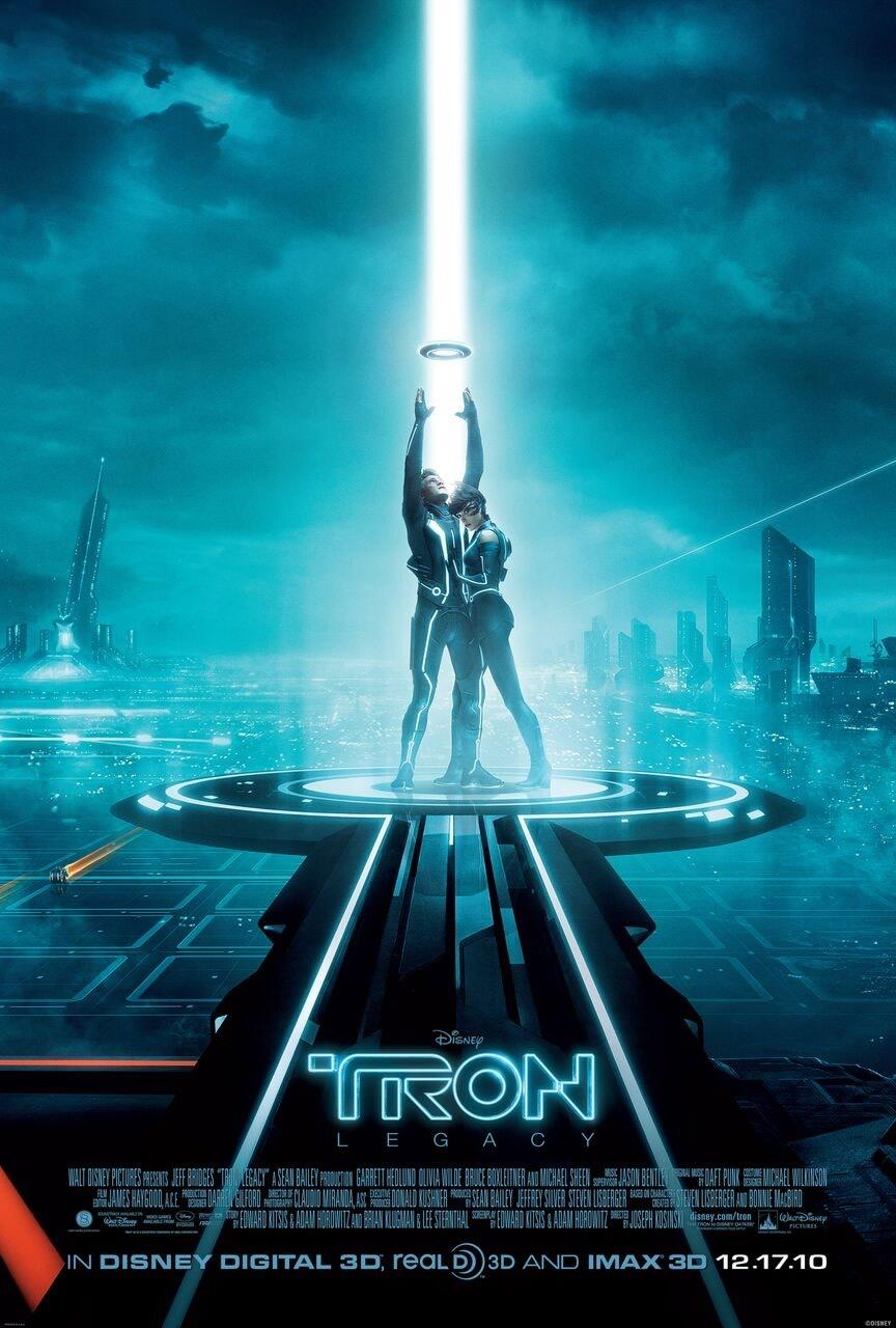 Tron: Legacy foi lançado em 2010 - Disney
