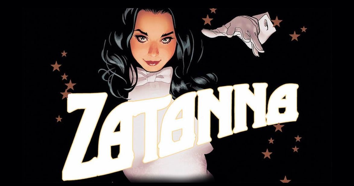 Zatanna | Warner está desenvolvendo filme live-action da personagem
