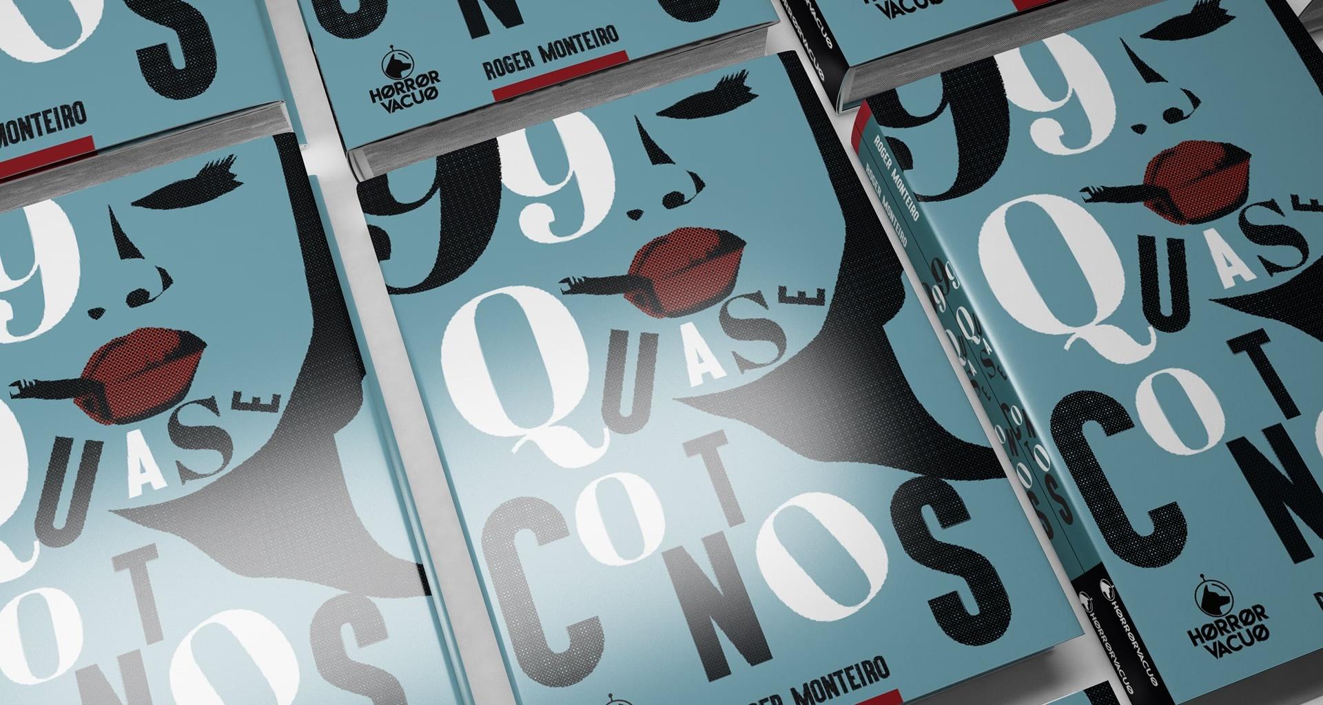 """Lançamento de """"99 Quase Contos"""", obra de Roger Monteiro"""