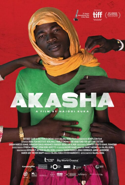"""aKasha"", de hajooj kuka (Sudão, 2019)"