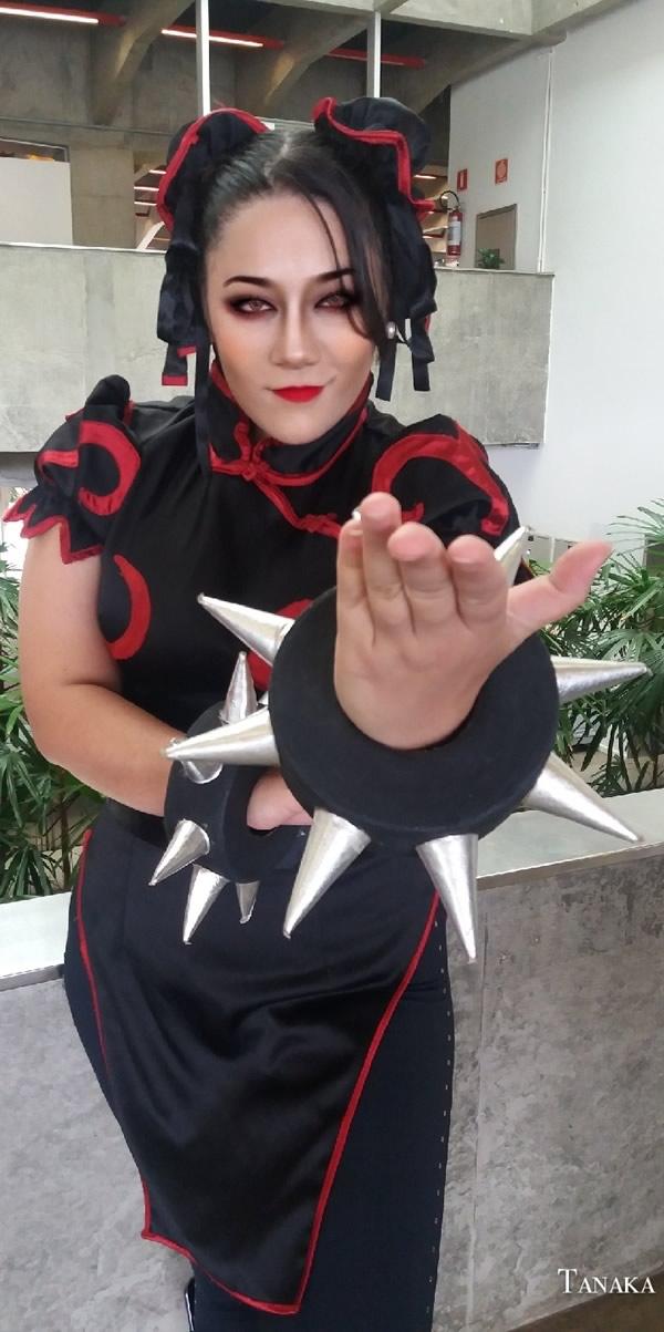 andrea tanaka cosplay chun li 4 - Andrea Tanaka Chun Li - Cosplayer