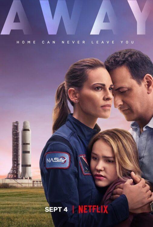 AWAY | Série sobre missão à Marte com Hilary Swank, na Netflix