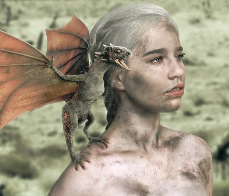betina forbeck cosplay daenerys game of thrones thumb - Betina Forbeck - Cosplayer