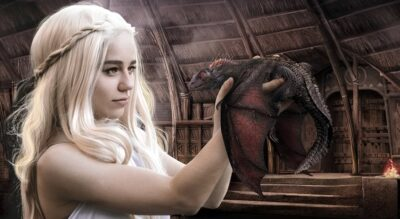Betina Forbeck – Cosplayer