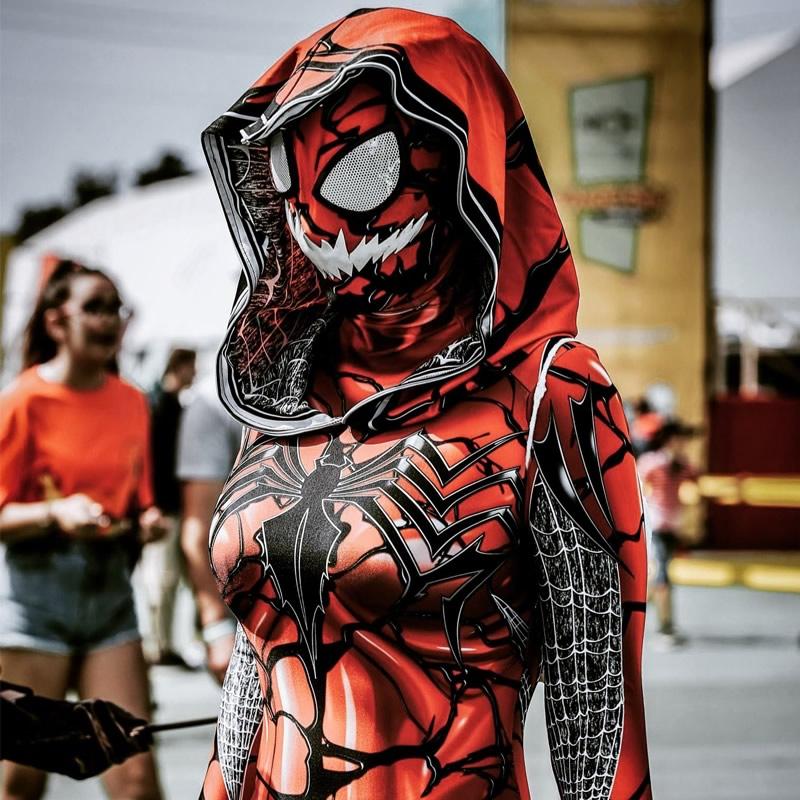 carnage gwen cosplay debnise 2 - Debnise - Cosplay