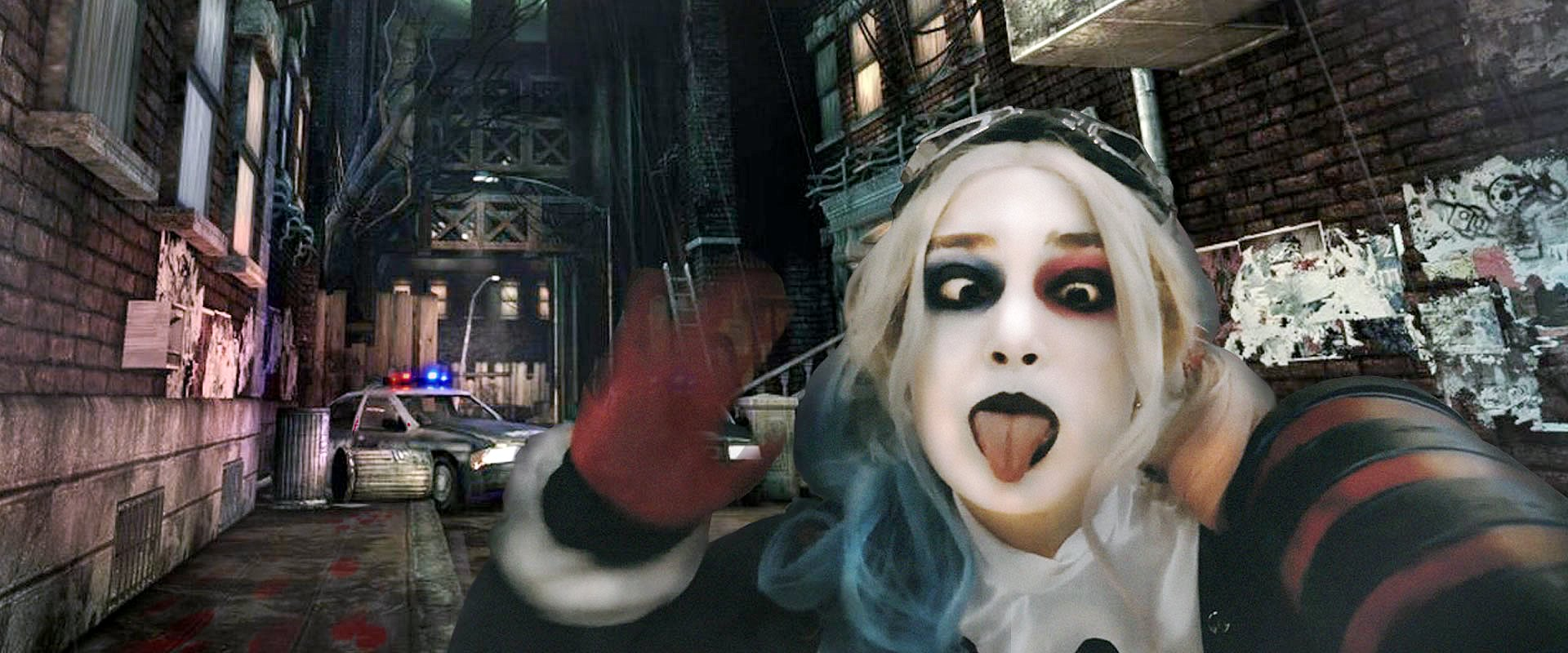 cosplayer sillycat harley quinn portugal 2 - SillyCat Cosplayer