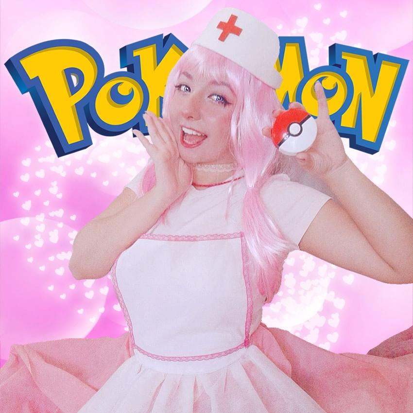 enfermeira joy pokemon - Mary Cosplay Anime e Game