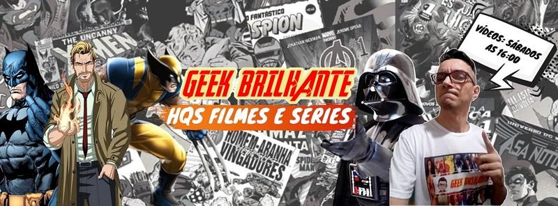 geek brilhante canal com conteudo geek pop nerd mobile - Geek Brilhante canal com conteúdo Geek, Pop e Nerd