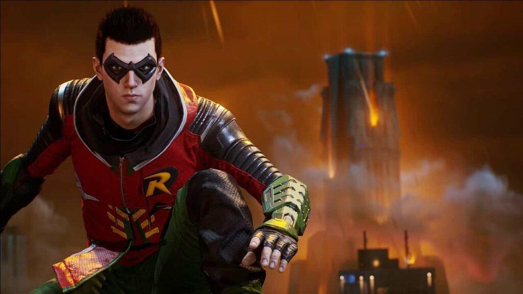 Gotham Knights - Trailer Oficial Dublado divulgado na DC Fandome - Robin