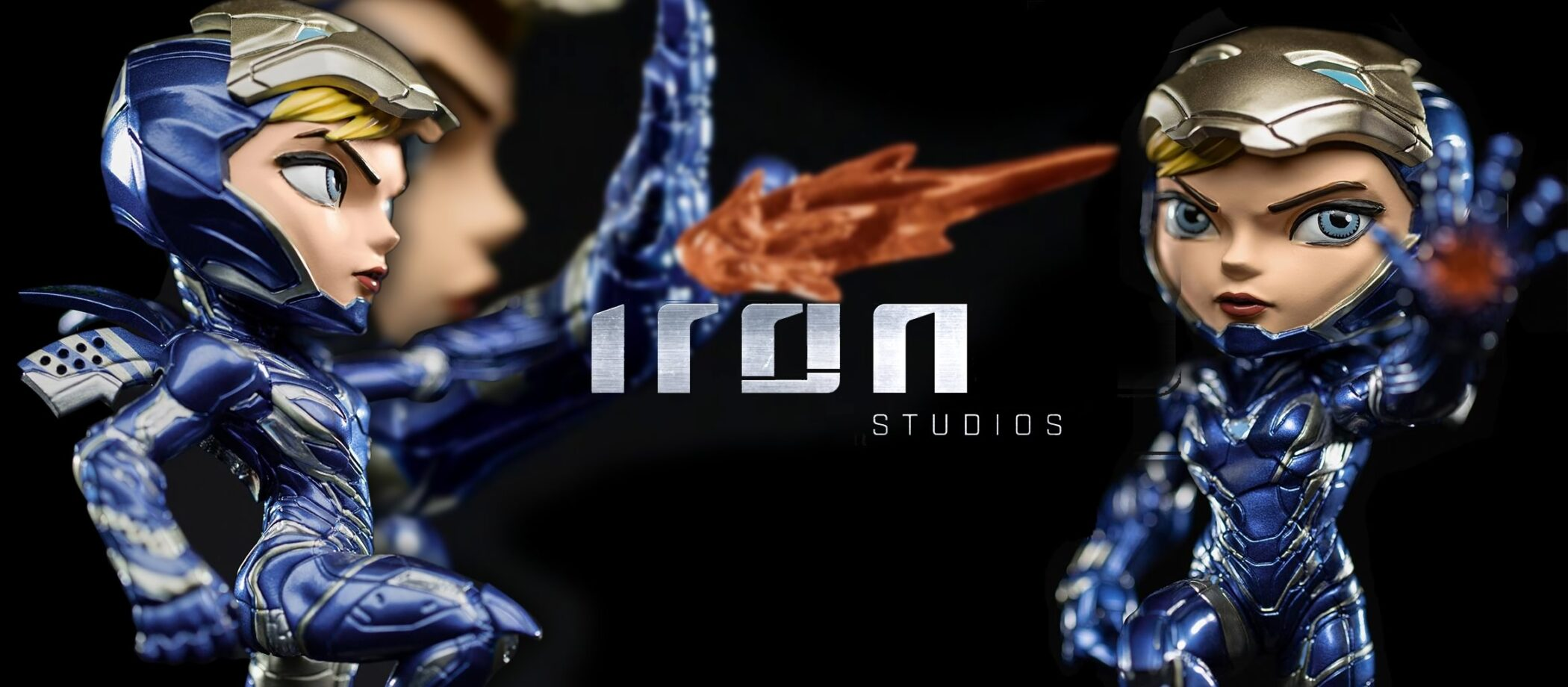 iron studios pepper potts minico scaled - Pepper Potts a Dama de Ferro na versão Minico pela Iron Studios!