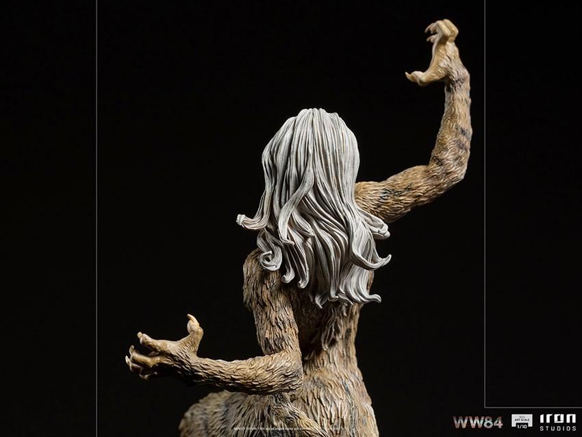 iron studios revela mulher leopardo de mulher maravilha 1984 em colecionavel 2 - Iron Studios revela visual da Mulher-Leopardo de Mulher-Maravilha 1984 em colecionável
