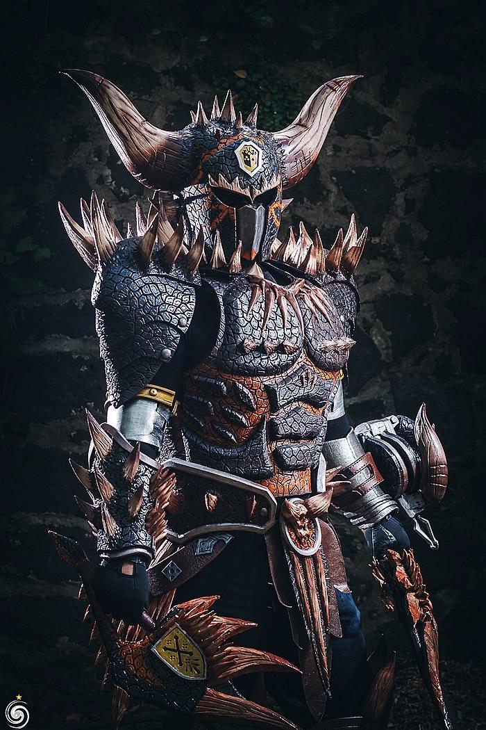 jozzafafqian jq cosplayer nergigante a - Jozzafafqian - Cosplayer