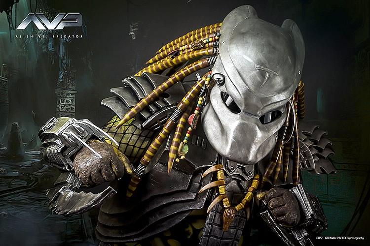 jozzafafqian jq cosplayer predador avp a1 - Jozzafafqian - Cosplayer