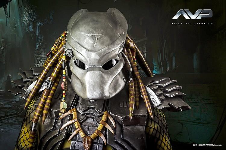 jozzafafqian jq cosplayer predador avp b1 - Jozzafafqian - Cosplayer