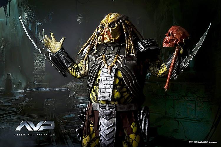 jozzafafqian jq cosplayer predador avp d - Jozzafafqian - Cosplayer