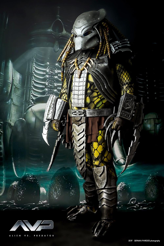 jozzafafqian jq cosplayer predador avp - Jozzafafqian - Cosplayer