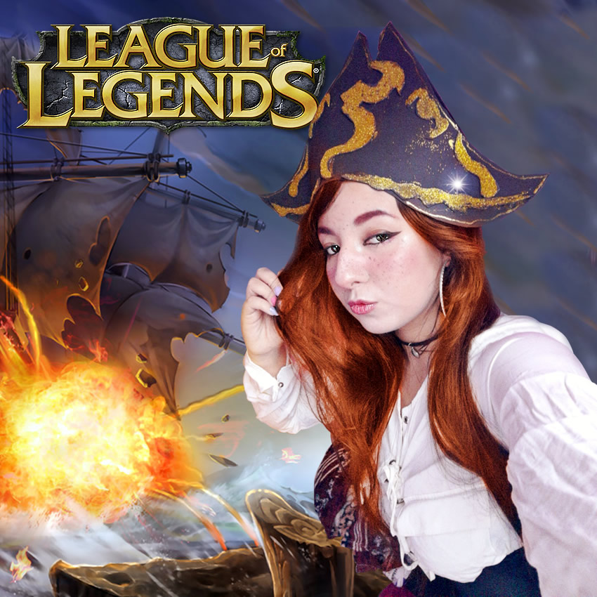 league of legendes miss fortune - Mary Cosplay Anime e Game