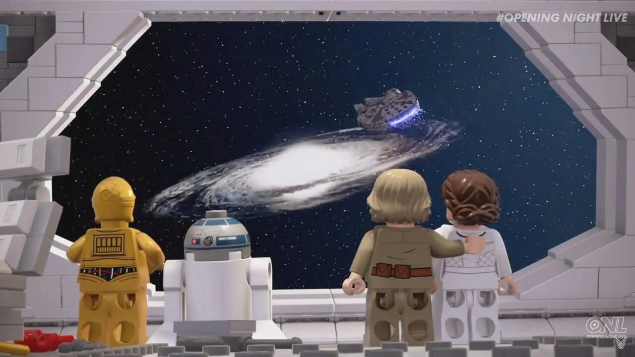 Lego Star Wars: A Saga Skywalker   Warner Bros. Games divulga trailer com cenas de gameplay