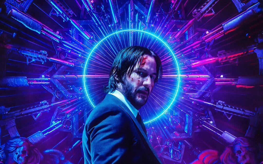 John Wick com Keanu Reeves| Lionsgate  confirma o quinto filme e será filmado junto com o quarto da franquia