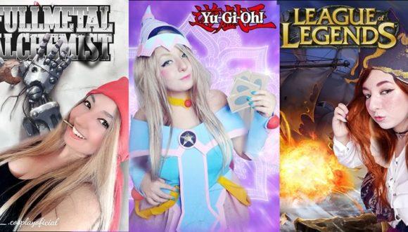 Mary Cosplay Anime e Game