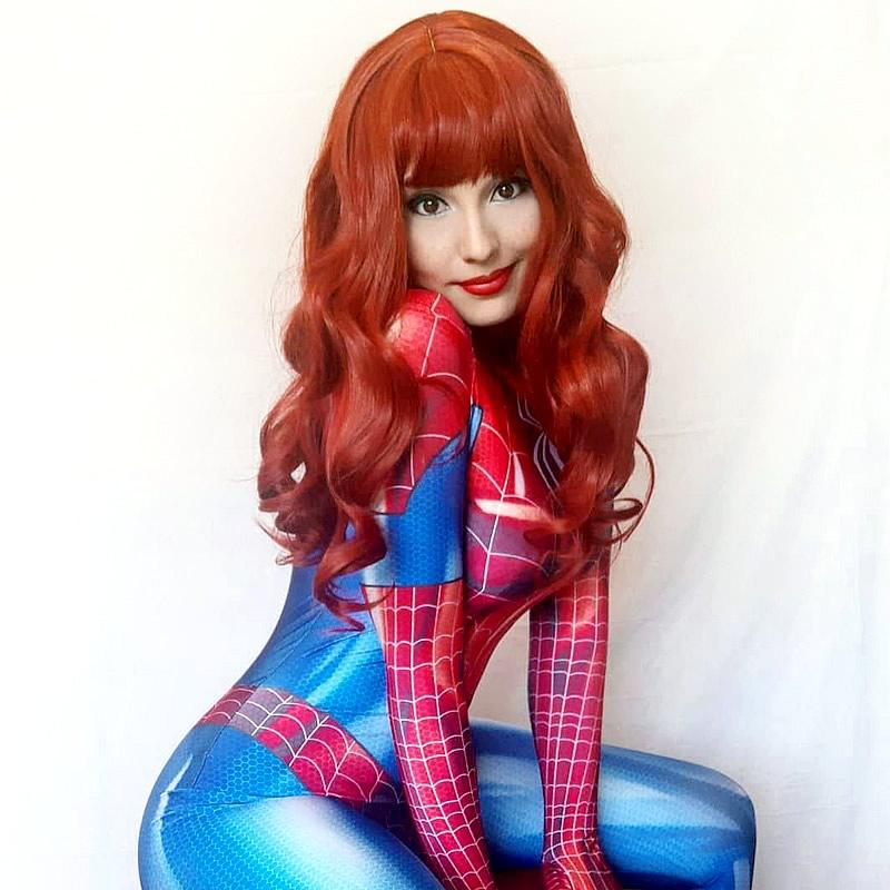mary jane cosplay debnise - Debnise - Cosplay