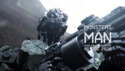 MONSTERS OF MAN | Filme de ficção científica onde robôs em operação militar ilegal decidem eliminar todos em uma vila