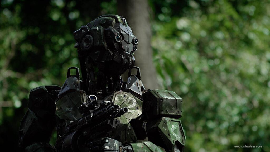monsters of man wallpaper 55 1024x576 - MONSTERS OF MAN | Filme de ficção científica onde robôs em operação militar ilegal decidem eliminar todos em uma vila