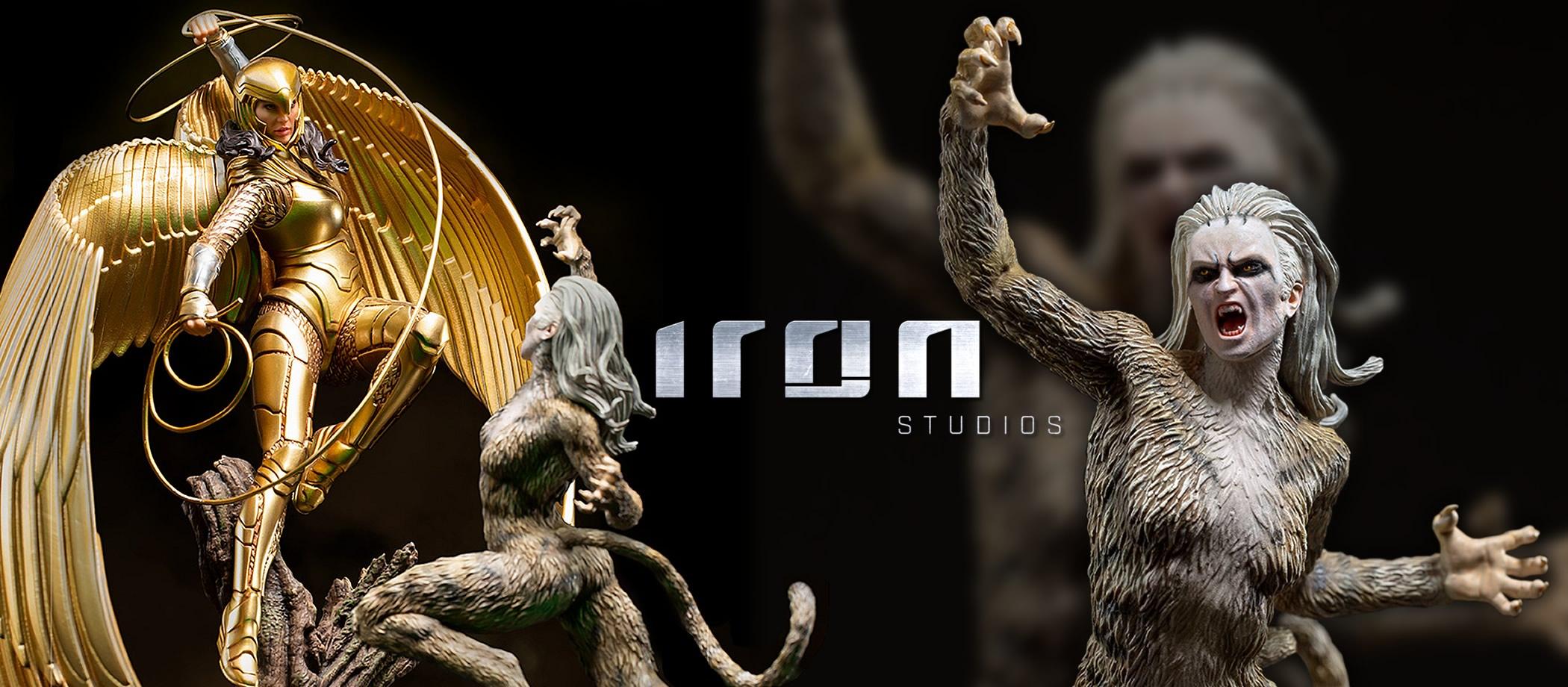 mulher leopardo mulher maravilha 1984 iron studios revela visula em colecionavel - Iron Studios revela visual da Mulher-Leopardo de Mulher-Maravilha 1984 em colecionável