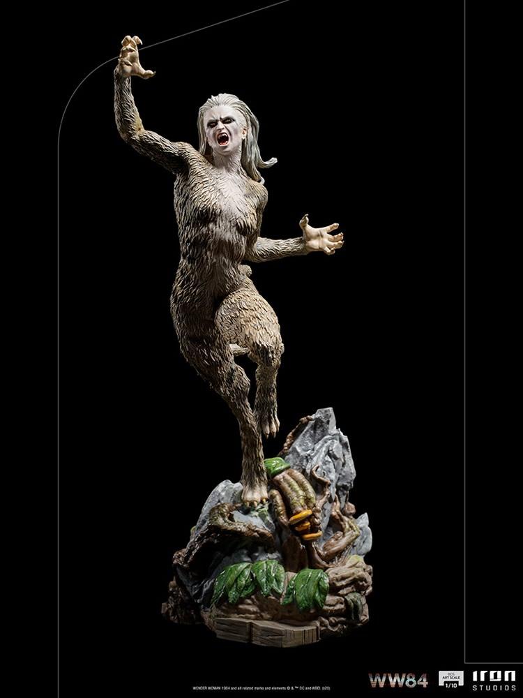 mulher maravilha 1984 iron studios colecionavel revela visual de mulher leopardo 2 - Iron Studios revela visual da Mulher-Leopardo de Mulher-Maravilha 1984 em colecionável