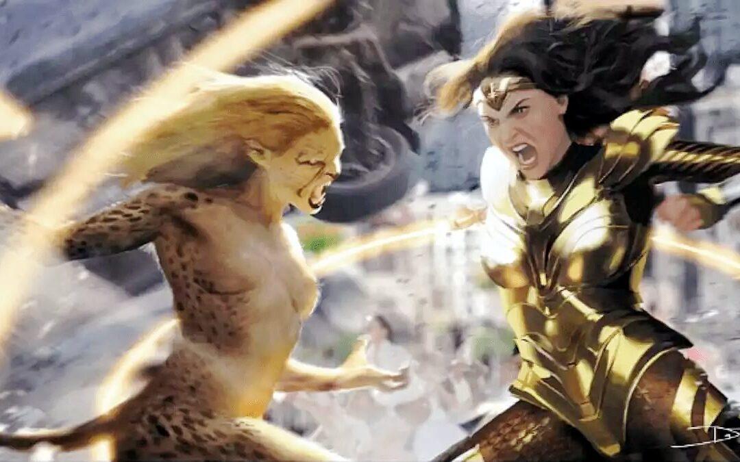 Mulher-Maravilha 1984 | Kristen Wiig disse que seu personagem Mulher-Leopardo terá fases de evolução no visual