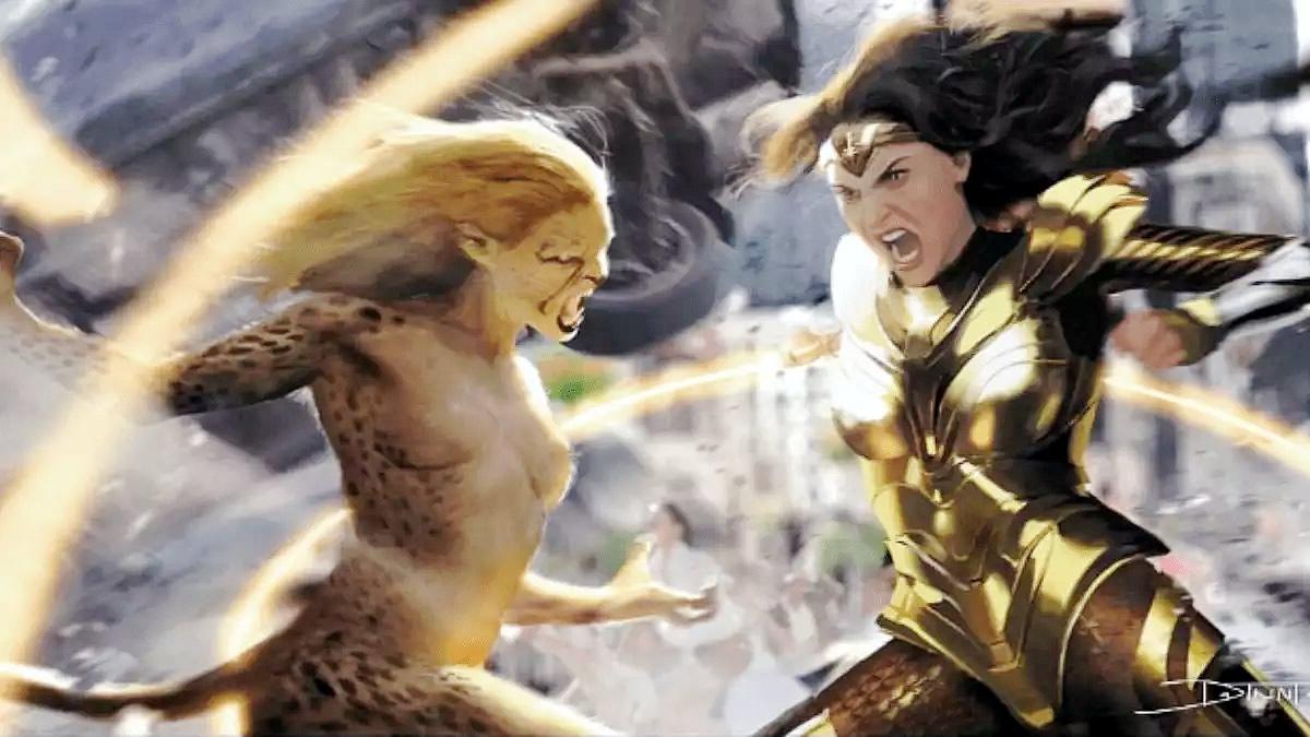 Mulher-Maravilha 1984   Kristen Wiig disse que seu personagem Mulher-Leopardo terá fases de evolução no visual