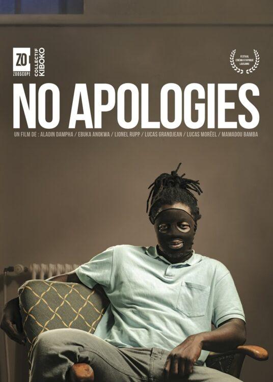 """""""Nada de errado"""" (""""No Apologies""""), de vários diretores (Suíça, 2019)"""