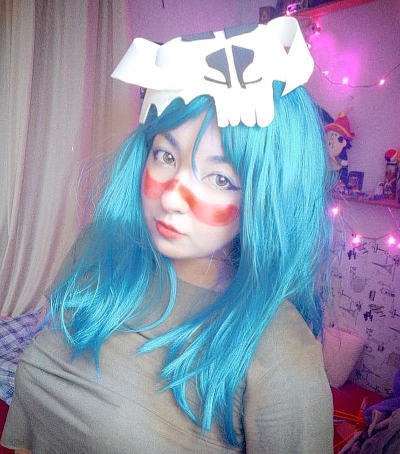 nelliel bleach cosplay - Mary Cosplay Anime e Game