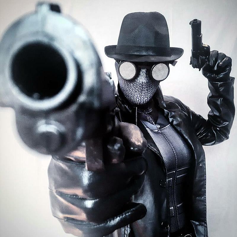 noir cosplay debnise - Debnise - Cosplay