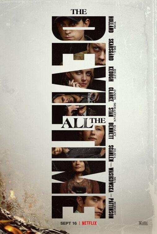 O Diabo de Cada Dia com Tom Holland - Trailer Netflix