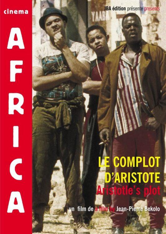 """O Enredo de Aristóteles"" (""Aristotle's Plot""), de Jean-Pierre Bekolo (Camarões, 1996)"