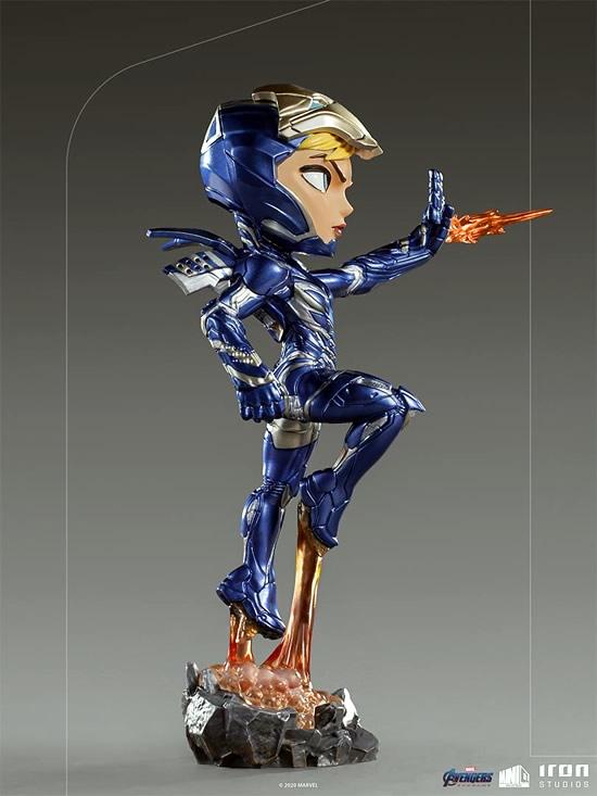 pepper potts iron studios minico 4 - Pepper Potts a Dama de Ferro na versão Minico pela Iron Studios!